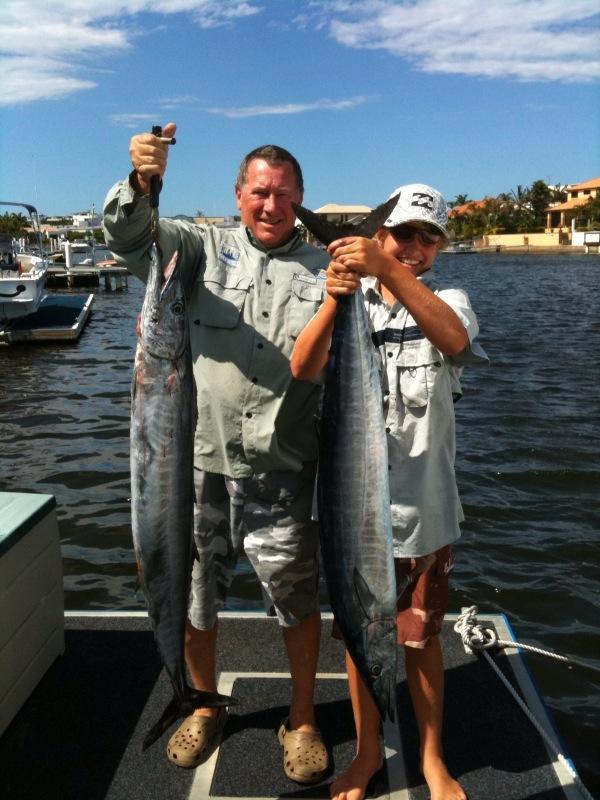 Mooloolaba Deep sea fishing Charters
