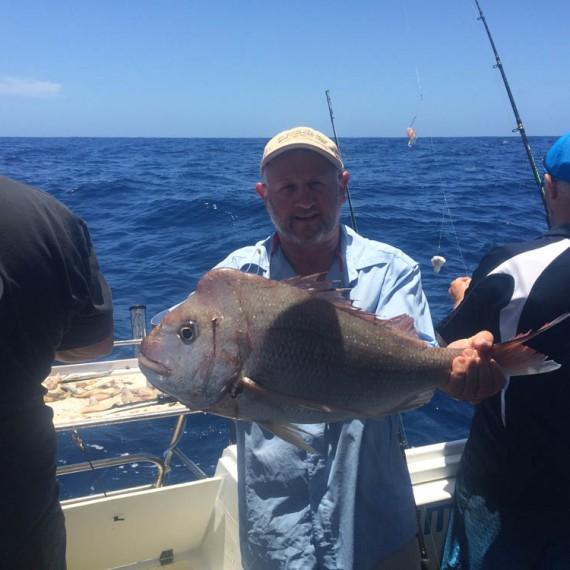 Offshore Fishing Mooloolaba