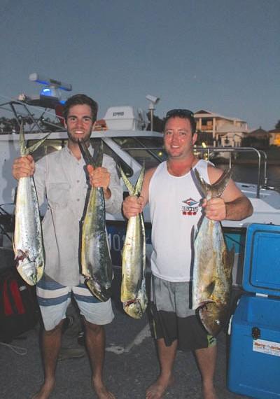 Deep sea fishing Sunshine Coast