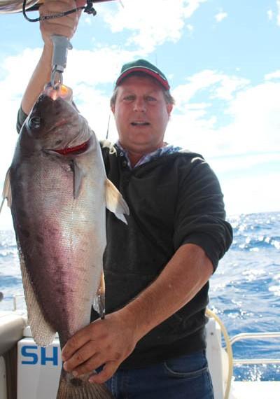 Deep sea fishing Mooloolaba