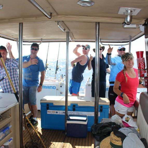 Fishing Charters Sunshine Coast