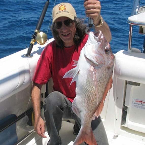 Offshore Fishing Sunshine Coast