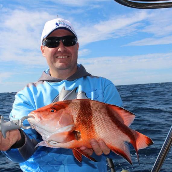 Caloundra deep sea fishing
